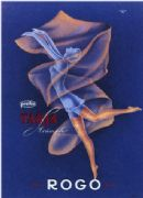 Vintage french lingerie advertisement - Tanja Trumph Rogo